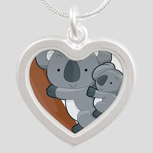 Two Koalas Necklaces