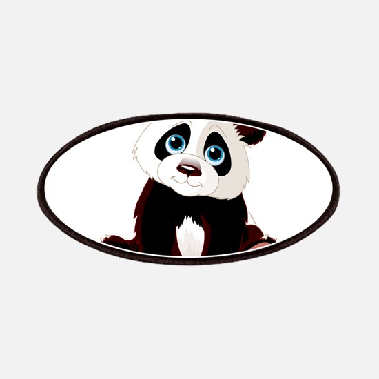Baby Panda Patches