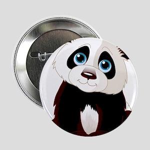 "Baby Panda 2.25"" Button"
