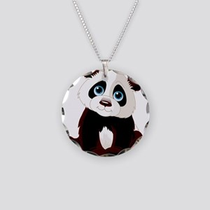 Baby Panda Necklace