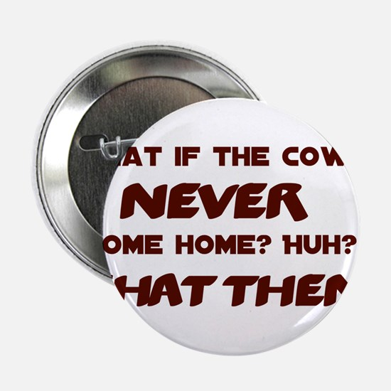 "What if the Cows Never Come Home? 2.25"" Button"