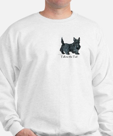 Scottish Terrier Attitude Sweatshirt