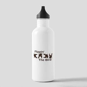 Flippin' The Bird Water Bottle