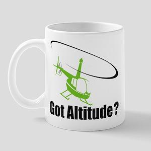 Got Altitude? White Mug