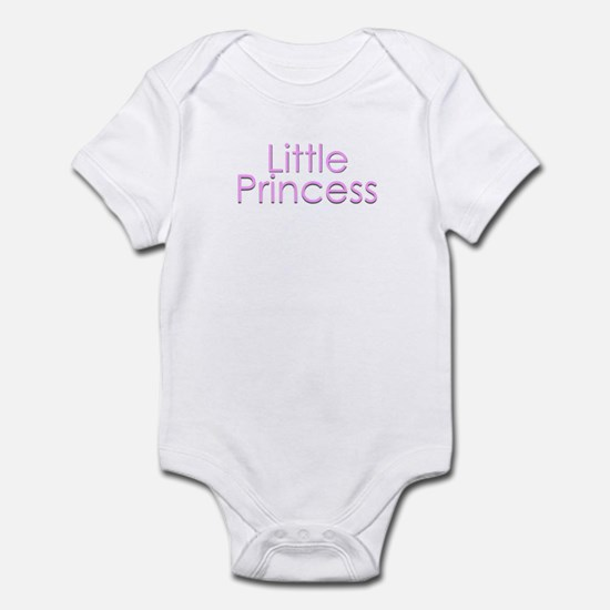 Little Princess Infant Bodysuit