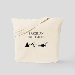 Brazilian Jiu Jitsu Theory Tote Bag