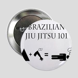 """Brazilian Jiu Jitsu Theory 2.25"""" Button"""
