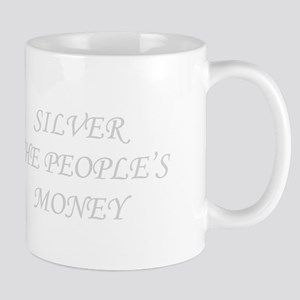 Silver For the People Mug