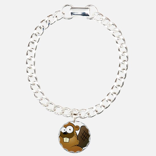 Cartoon Beaver Bracelet
