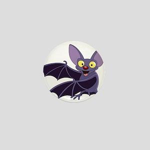 Funny Bat Mini Button