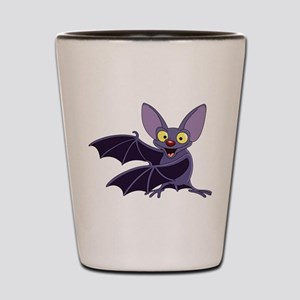 Funny Bat Shot Glass