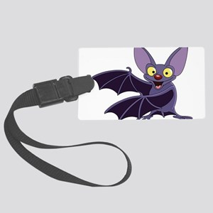 Funny Bat Luggage Tag