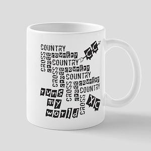 Cross Country Runs Mugs