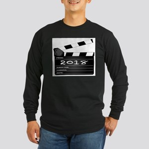 2018 Clapper Board Long Sleeve T-Shirt