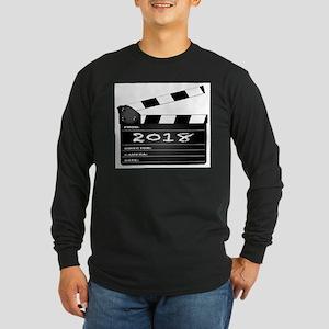 2018 Clapper Board Long Sleeve T-Shirt