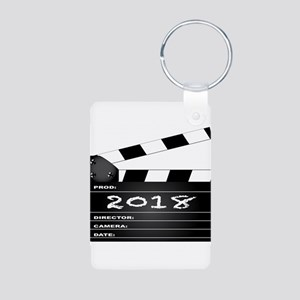2018 Clapper Board Keychains