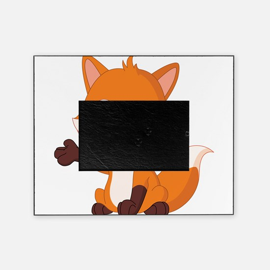 Baby Fox Picture Frame