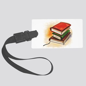2-33-bookss Luggage Tag