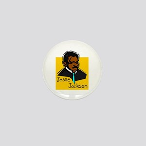 Jesse Jackson Kwanzaa Mini Button