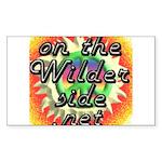 OntheWilderside Rectangle Sticker