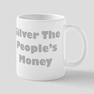 Silver The People's Money Mug