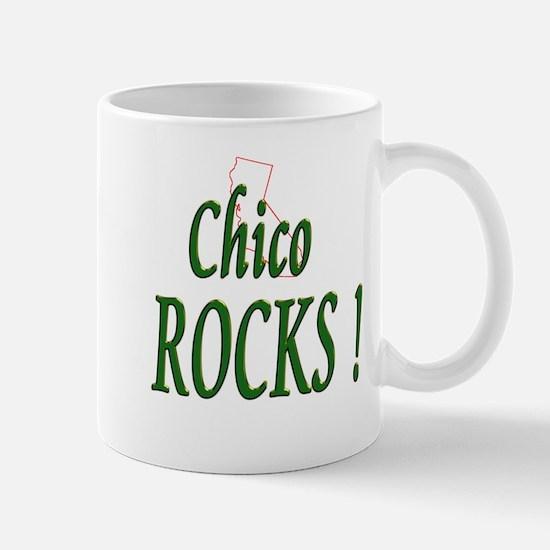 Chico Rocks ! Mug