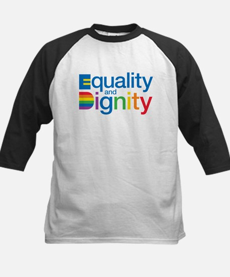 Equality and Dignity Baseball Jersey