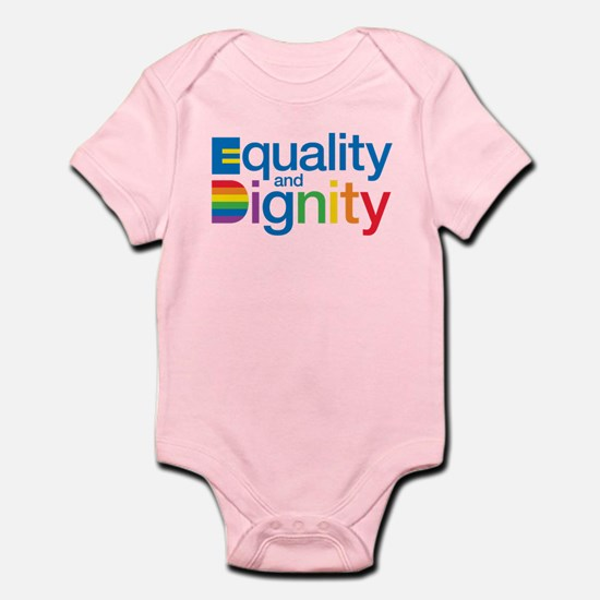 Equality and Dignity Body Suit