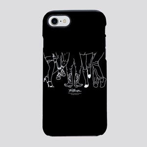 Footloose Cartoon Feet iPhone 7 Tough Case