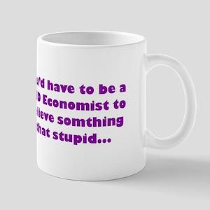 Phd Economist Mug