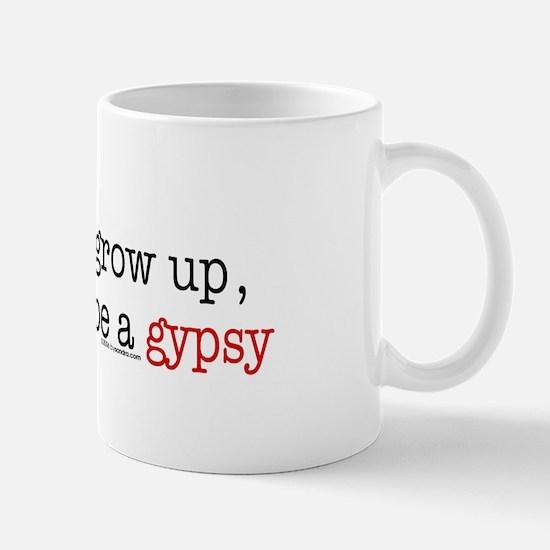 ... a gypsy Mug