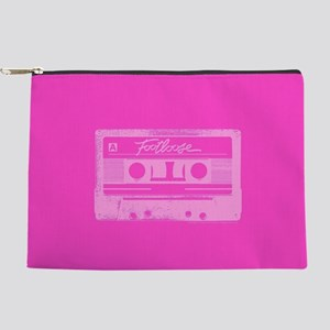 Footloose Pink Cassette Makeup Pouch