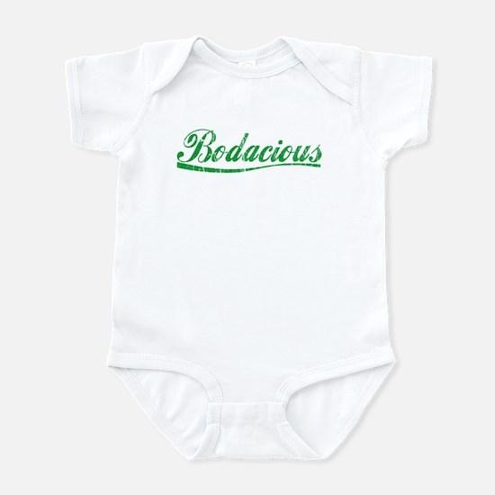 Retro Bodacious Infant Bodysuit