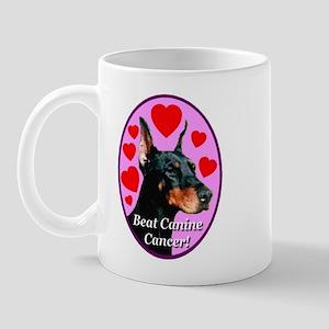 Beat Canine Cancer Mug