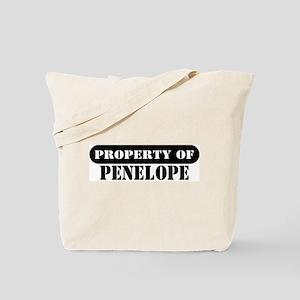 Property of Penelope Tote Bag