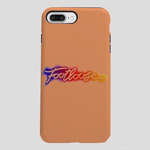 Footloose colorful Stenci iPhone 7 Plus Tough Case
