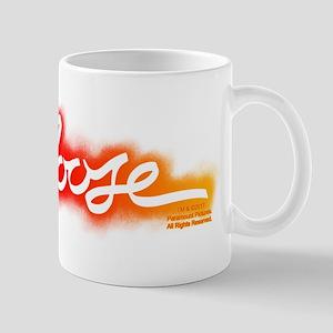 Footloose colorful Stencil 11 oz Ceramic Mug