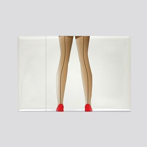 Sexy Stocking Legs Magnets