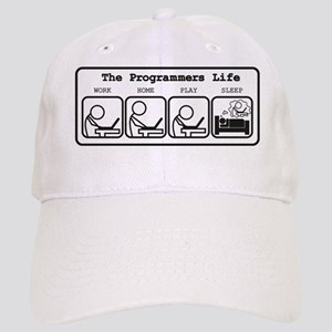 Unique The programmers life Baseball Cap