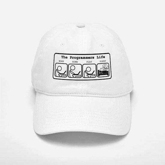 Unique The programmers life Baseball Baseball Baseball Cap