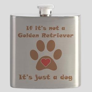 If Its Not A Golden Retriever Flask