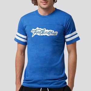 Footloose Stencil Mens Football Shirt
