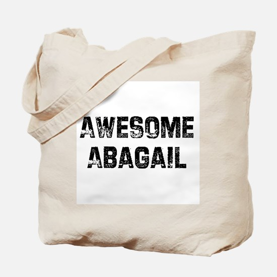Awesome Abagail Tote Bag