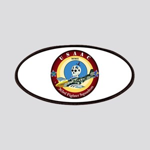 363rd Fighter Squadron - P51 Mustang Patches