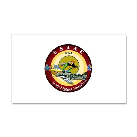 364th Fighter Squadron - P51 Mustang Car Magnet 20