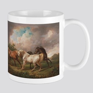 The Meeting of the Horses Mug