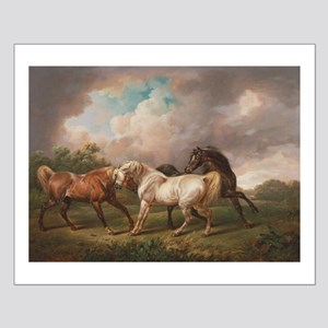 The Meeting of the Horses Posters