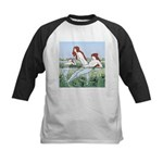 Art Nouveau: Bathing Nymphs Baseball Jersey