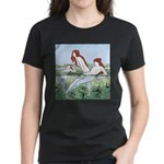 Art Nouveau: Bathing Nymphs T-Shirt