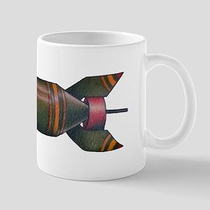 Vintage Shark bomb Mug